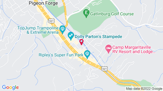 Twin Mountain Inn & Suites Map