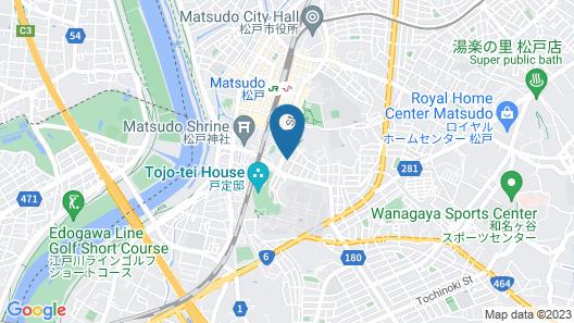 NOMAD Take Five Map