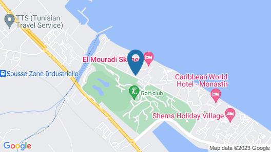 El Mouradi Skanes Map