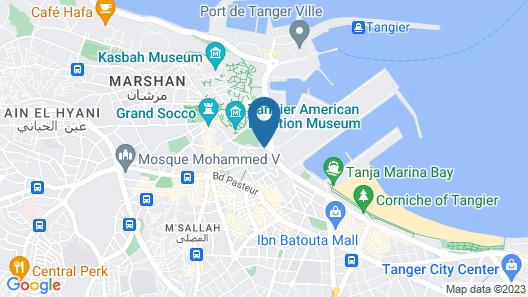 Mimi Calpe Map