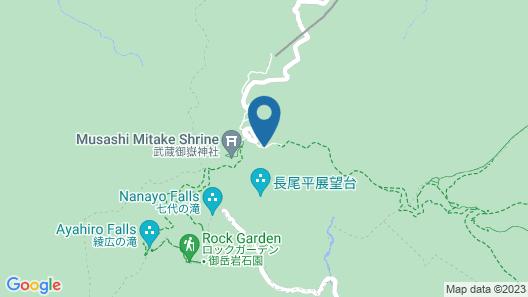 Nanzansou Map
