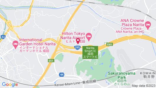 HOTEL MYSTAYS PREMIER Narita Map