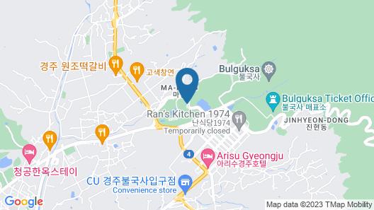 Kolon Hotel Map