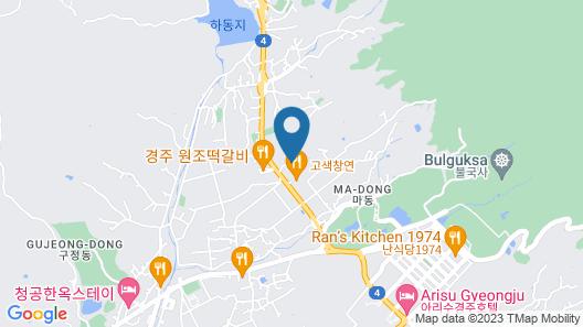 Seorabeol Togi Tourist Pension Map
