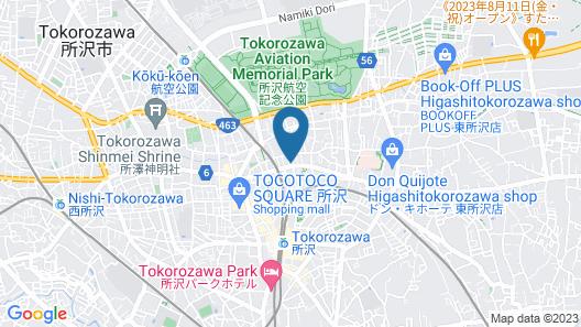 NOMAD Confrer Map