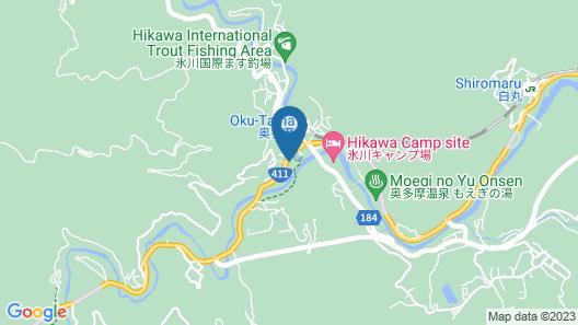 Shogetsudo - Hostel Map