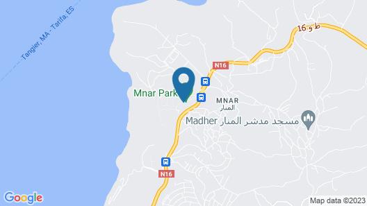 Mnar Park Map