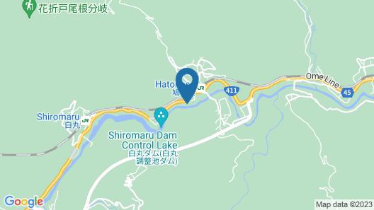 Hatonosuso Map