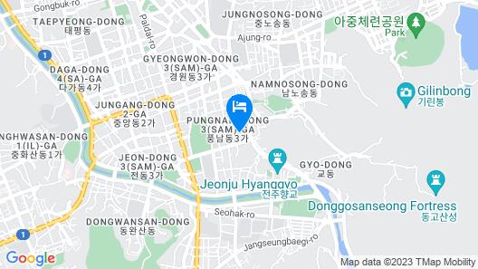 Gaeunchae Map