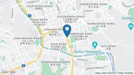 Yihua Hotel Map