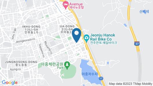 Hotel SoL Map