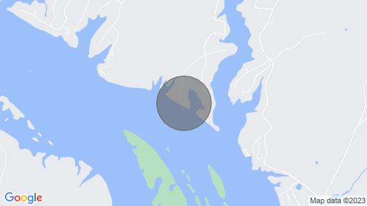 Beautiful Watts BAR Lakefront Home Map