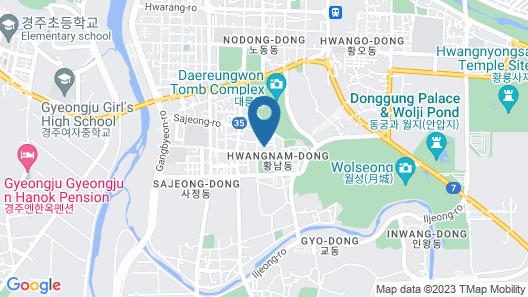 Soi Hanok Stay Map