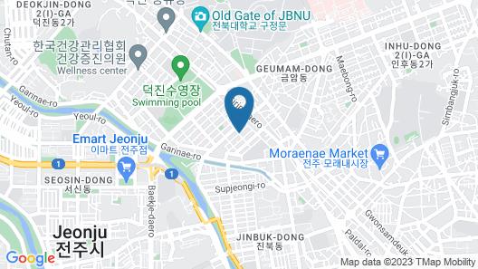 Hotel K Map