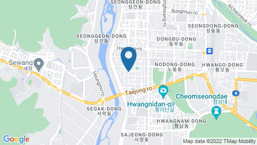 G HOUSE Mini Hotel & Guest House - Hostel Map