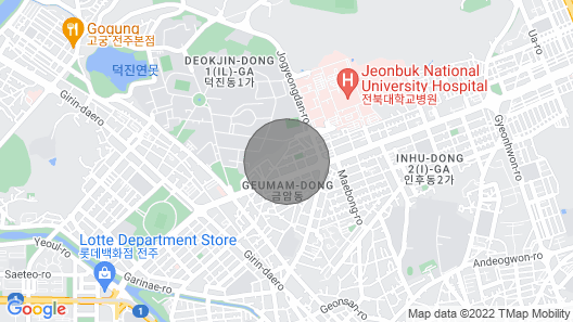 You Came, Saw, and now live as Jeon-Ju's resident(near J.B.N.U.Medical college) Map