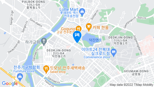 Smile Hotel Map