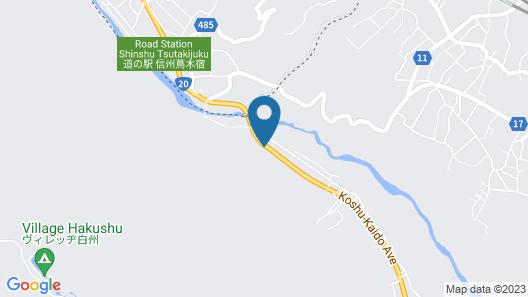 ILA hakushu guest house - Hostel Map