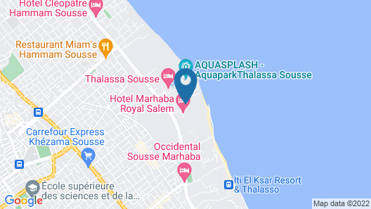 Marhaba Salem Map