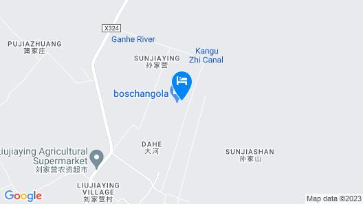 Dali Really Good Yard Villa Map