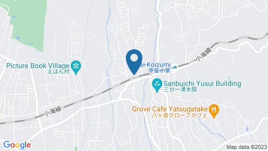 Deerhorn - Hostel Map