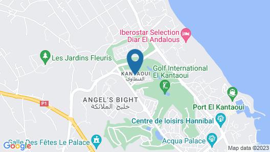 Palmyra Aquapark Kantaoui - Families Only Map