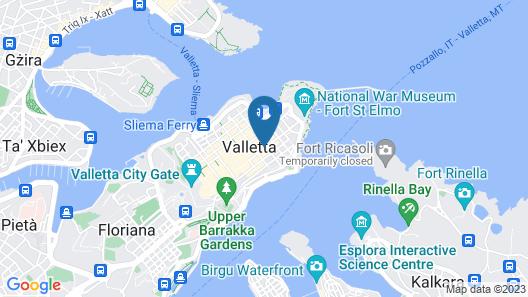Rosselli Map