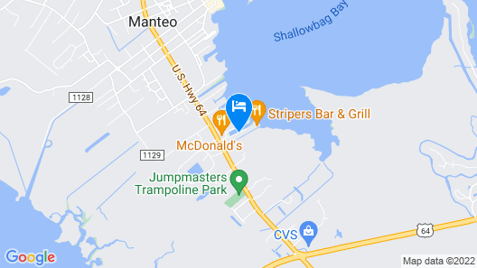 Shallowbag Bay Club Map