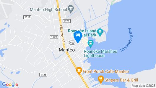 Cameron House Inn Map
