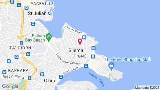 AX │ Palazzo Capua Map