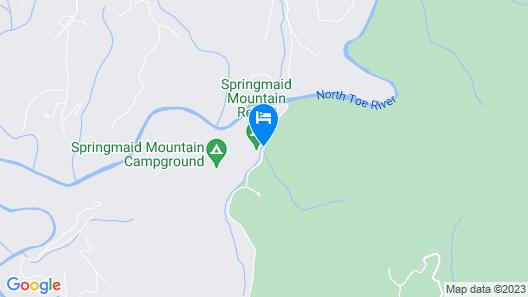 Springmaid Mountain Map
