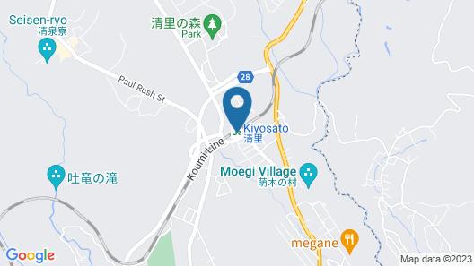OYO Hotel Kiyosato Grandeur Yatsugatake Map