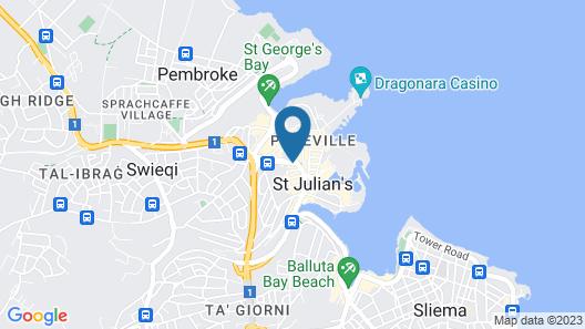 Jules Suites Map