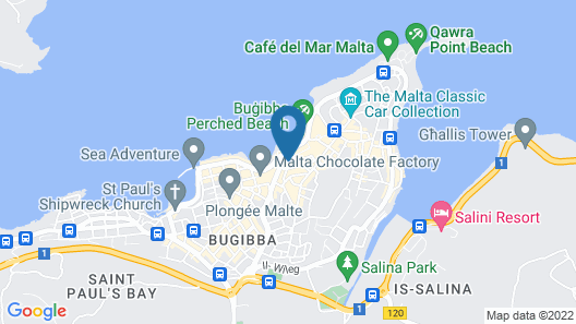 Sunseeker Holiday Complex Map