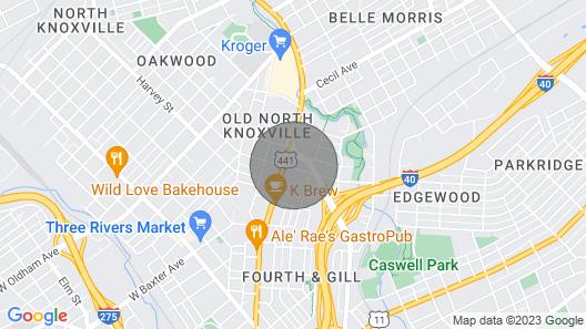 Nokno Flats The Little Lemon Lounge ? Map