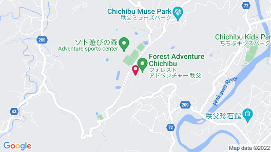Pica Chichibu Map