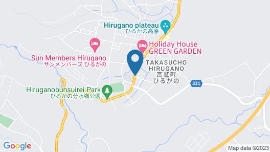 GUESTHOUSE KINZAZA Map