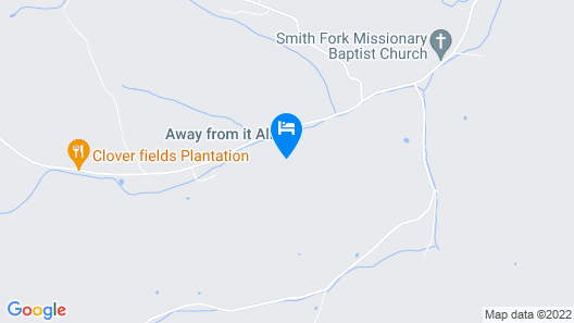 Away from it All Map