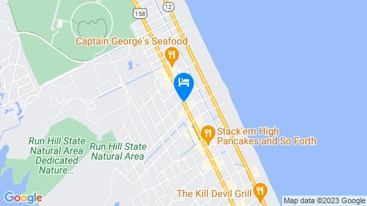 Outer Banks Inn Map