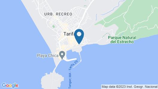 Apartamento La Duquesa Map