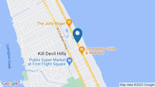 Sea Ranch Resort Map
