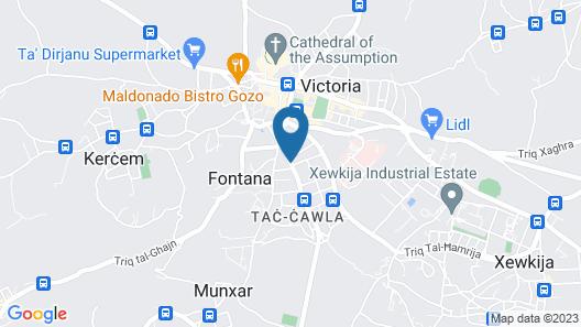 Mizzi 87 Map