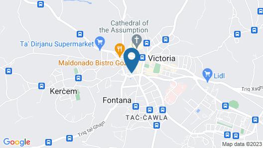 Santa Marija House Map