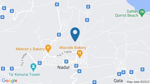 Dar Ix-Xemx Map