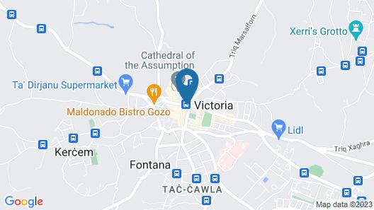 Casa Gemelli Boutique Guesthouse Map