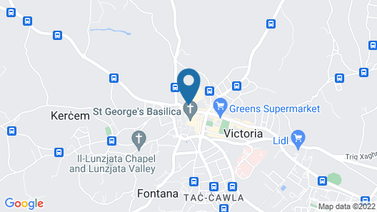 Cittadella Boutique Living Map