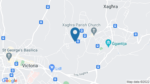 Il-Logga Boutique Hotel Map