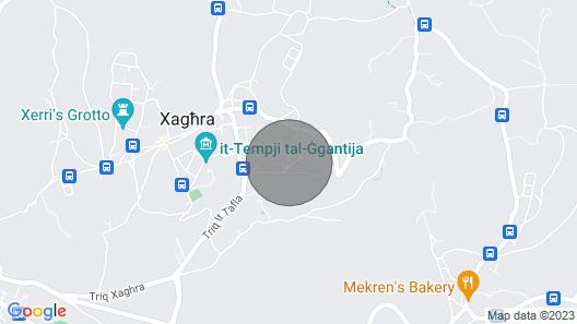 Ta Marija Map