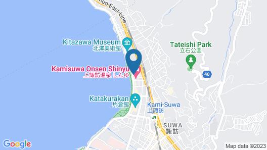 SUI-suwako Map