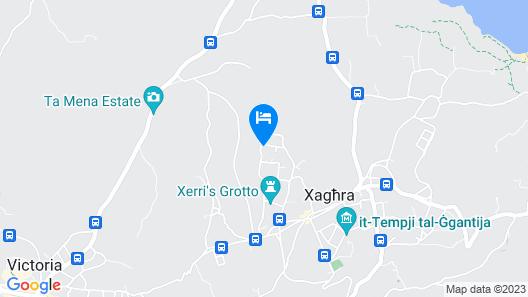 Cornucopia Hotel Map